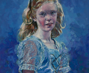Anneke Portrait at White Church                                  Gallery