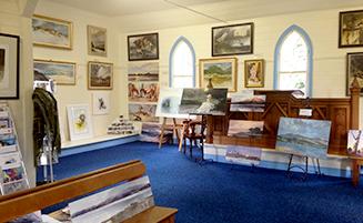 White Church Studio
